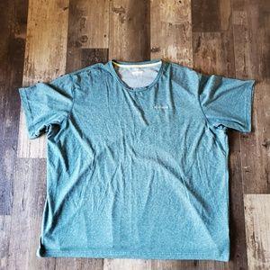 Columbia shirt mens 4XL